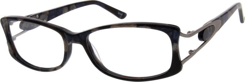 WomenFull RimAcetate/PlasticEyeglasses #629745