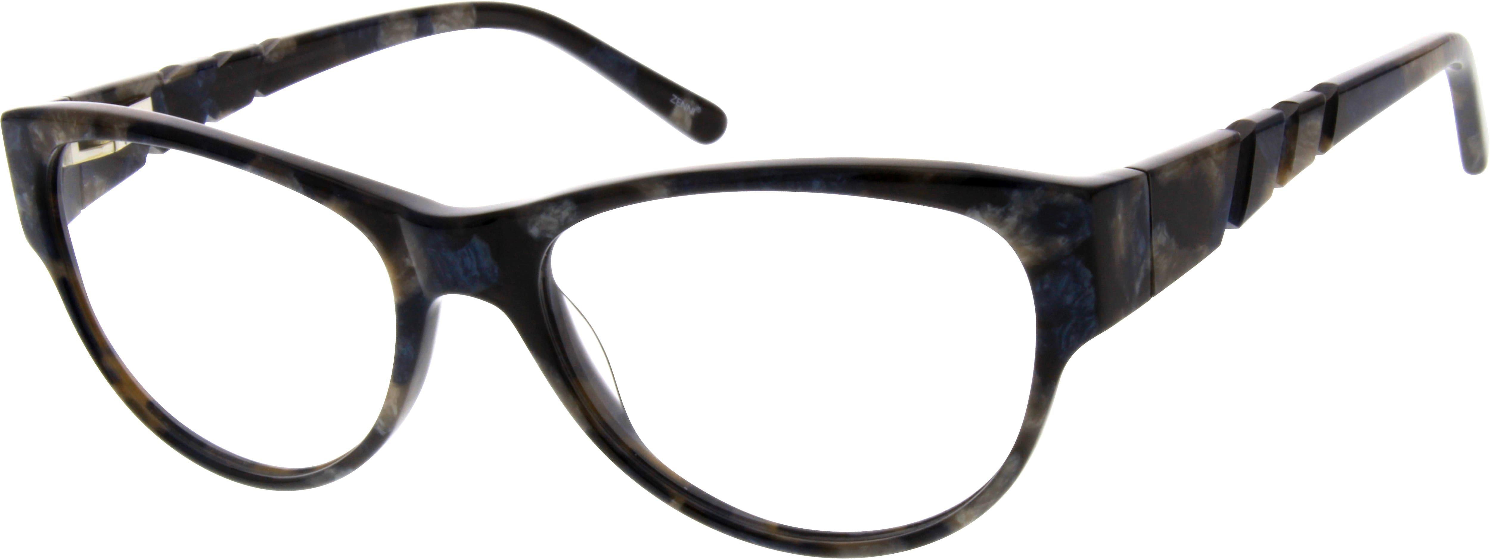 WomenFull RimAcetate/PlasticEyeglasses #629835