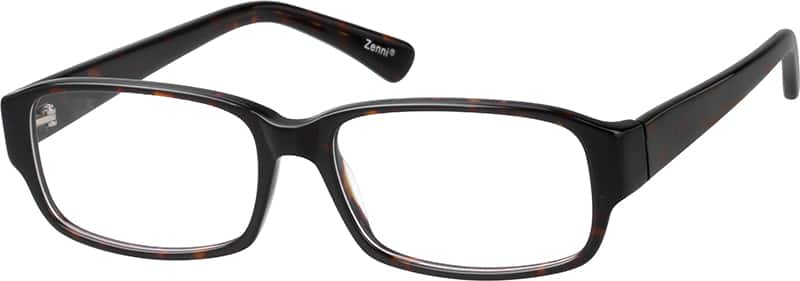 Women Full Rim Acetate/Plastic Eyeglasses #630421