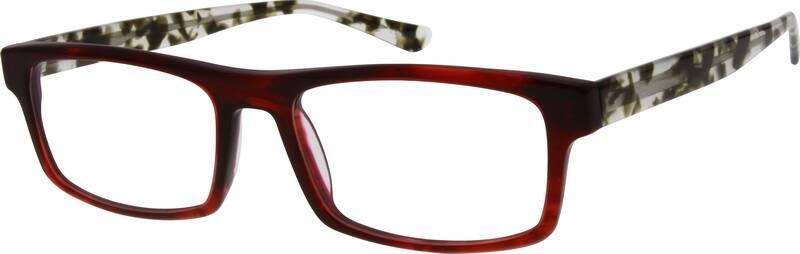 UnisexFull RimAcetate/PlasticEyeglasses #630916
