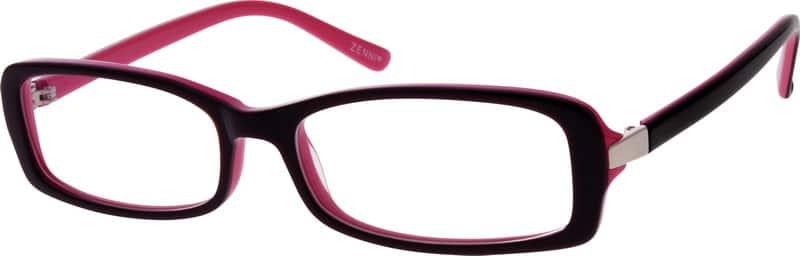 WomenFull RimAcetate/PlasticEyeglasses #631015