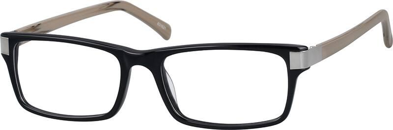 UnisexFull RimAcetate/PlasticEyeglasses #631621