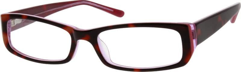 GirlFull RimAcetate/PlasticEyeglasses #632225