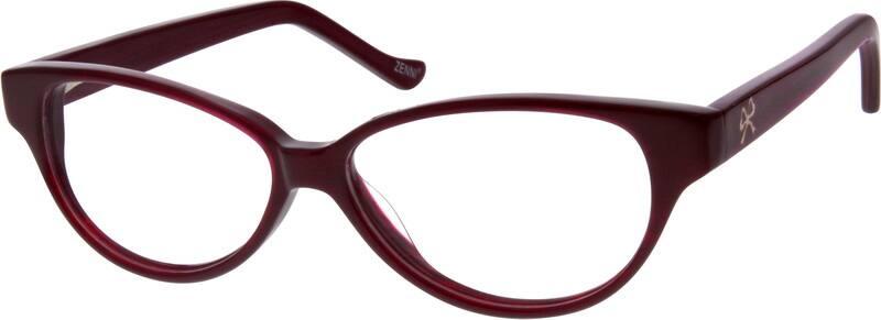 KidsFull RimAcetate/PlasticEyeglasses #632518