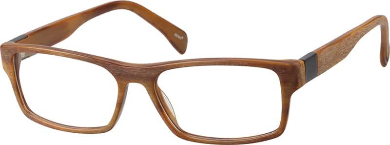 MenFull RimAcetate/PlasticEyeglasses #633215