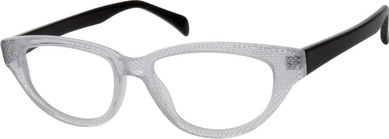 Women Full Rim Acetate/Plastic Eyeglasses #633723