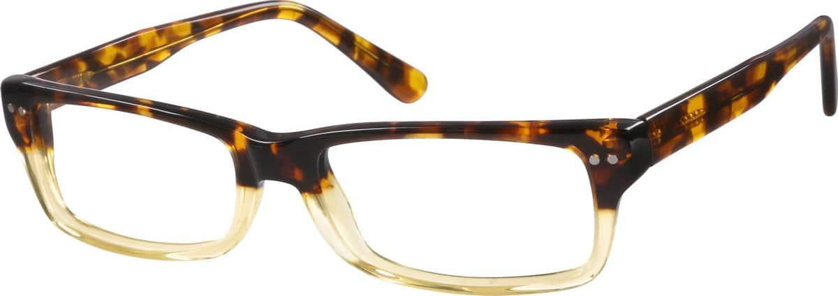 UnisexFull RimAcetate/PlasticEyeglasses #634021