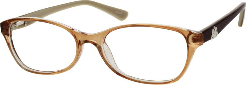 Women Full Rim Acetate/Plastic Eyeglasses #634212