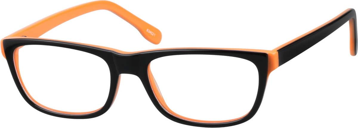 Women Full Rim Acetate/Plastic Eyeglasses #634521