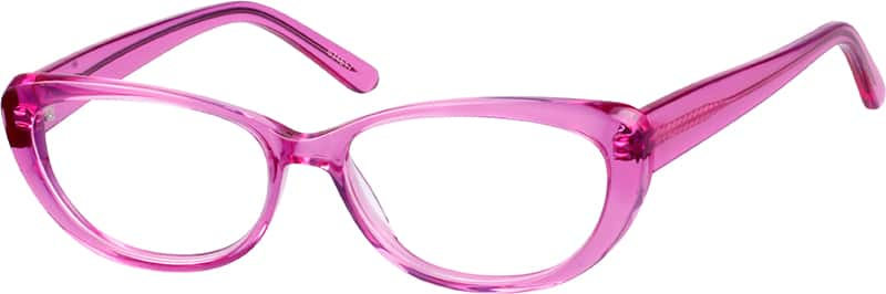 Women Full Rim Acetate/Plastic Eyeglasses #634622