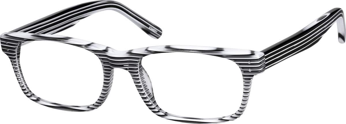 MenFull RimAcetate/PlasticEyeglasses #634931