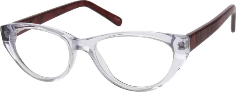 Kids Full Rim Acetate/Plastic Eyeglasses #635023