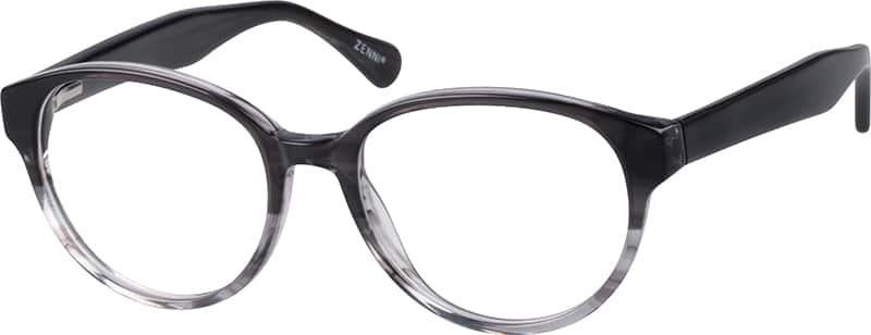 Women Full Rim Acetate/Plastic Eyeglasses #635112