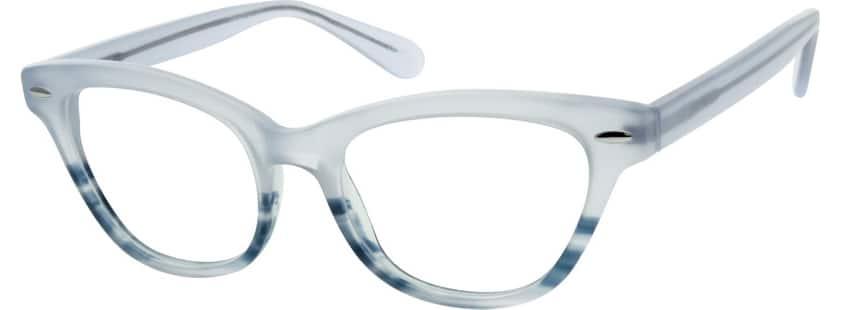 WomenFull RimAcetate/PlasticEyeglasses #635412