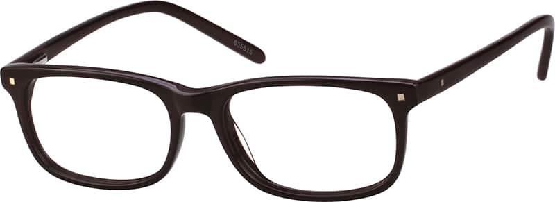 MenFull RimAcetate/PlasticEyeglasses #635515