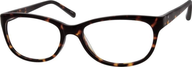 WomenFull RimAcetate/PlasticEyeglasses #635718