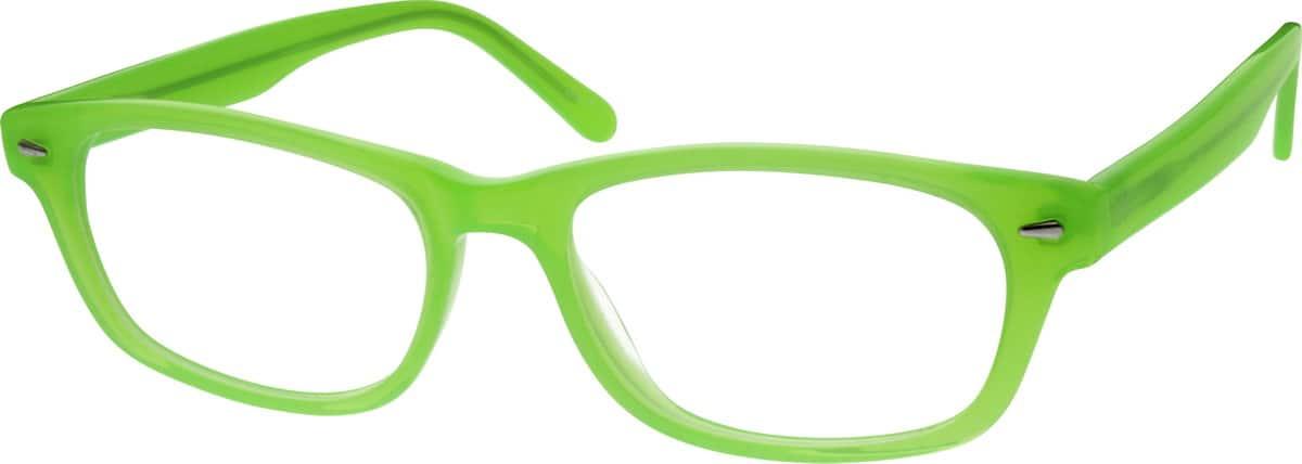 WomenFull RimAcetate/PlasticEyeglasses #636023