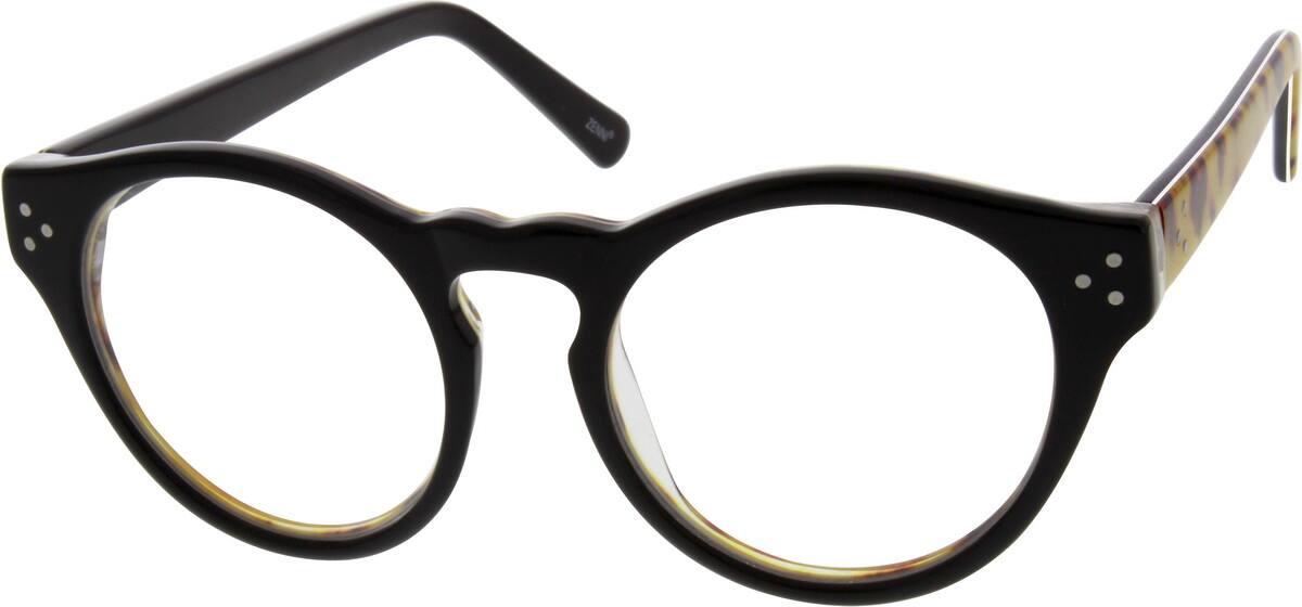 WomenFull RimAcetate/PlasticEyeglasses #636630