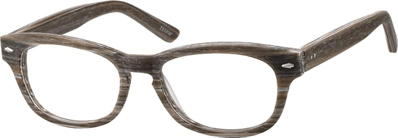 Fashion Acetate Full-Rim Frame