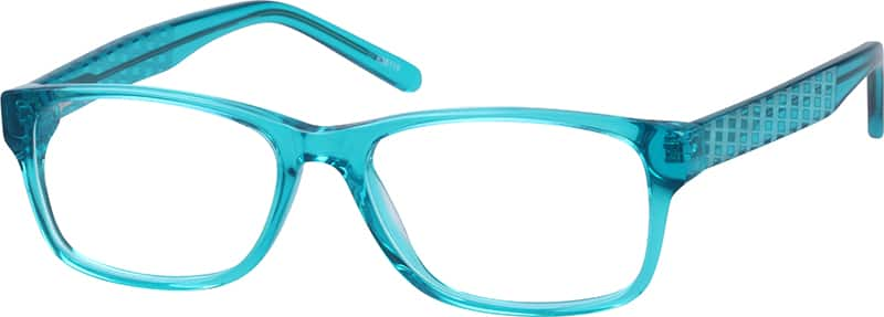 Women Full Rim Acetate/Plastic Eyeglasses #638116