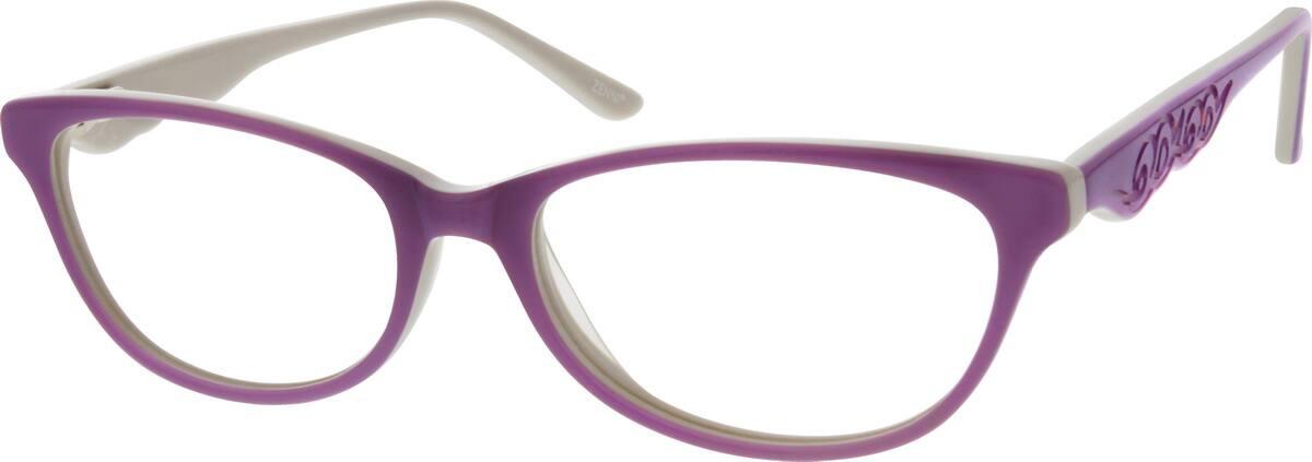 WomenFull RimAcetate/PlasticEyeglasses #638217