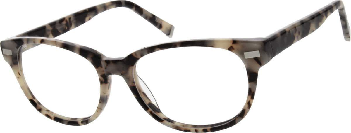 UnisexFull RimAcetate/PlasticEyeglasses #638521