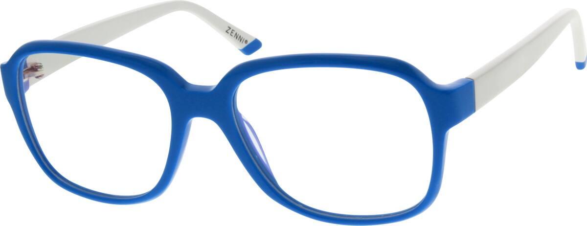 UnisexFull RimAcetate/PlasticEyeglasses #638630