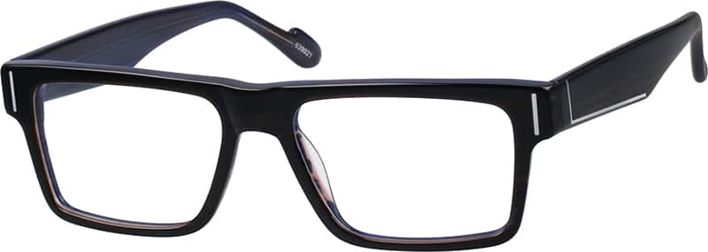 Men Full Rim Acetate/Plastic Eyeglasses #639021