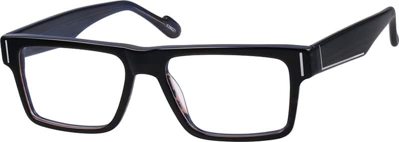 MenFull RimAcetate/PlasticEyeglasses #639021