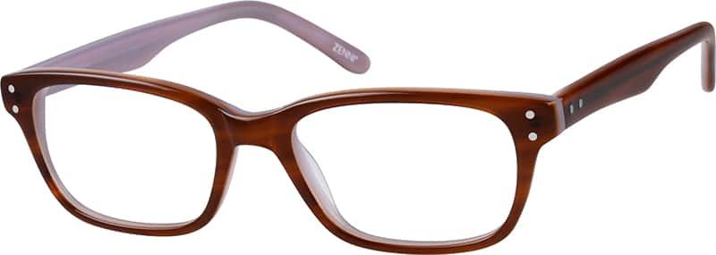 WomenFull RimAcetate/PlasticEyeglasses #639234