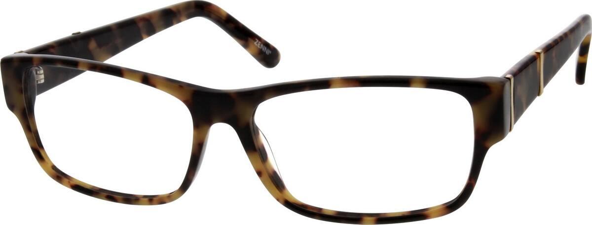 UnisexFull RimAcetate/PlasticEyeglasses #639425