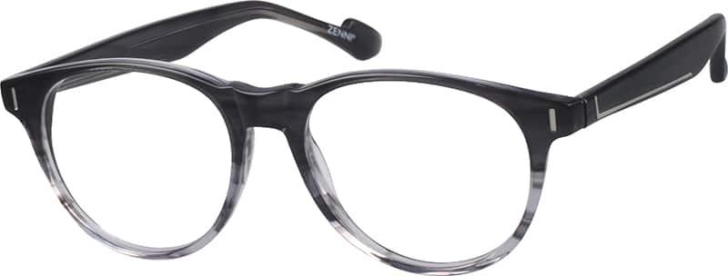 UnisexFull RimAcetate/PlasticEyeglasses #639512