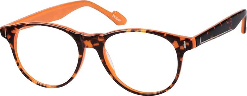 UnisexFull RimAcetate/PlasticEyeglasses #639525