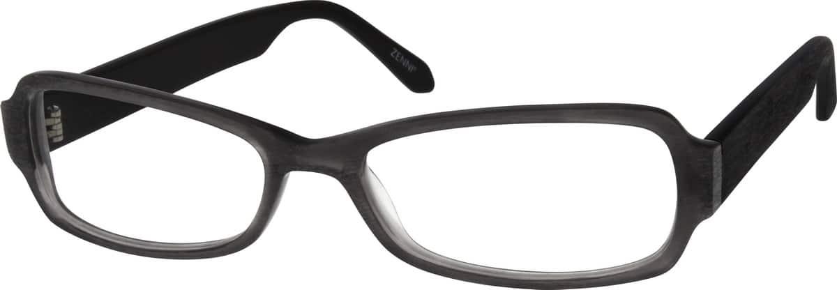 UnisexFull RimAcetate/PlasticEyeglasses #639612