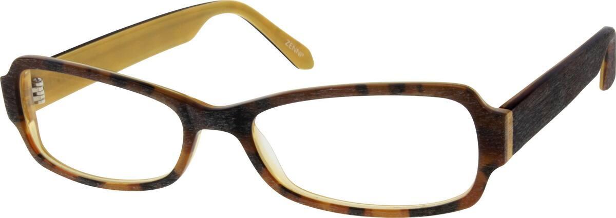 UnisexFull RimAcetate/PlasticEyeglasses #639625