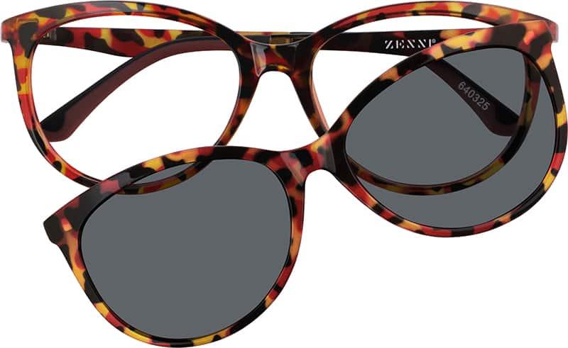 WomenFull RimAcetate/PlasticEyeglasses #640325