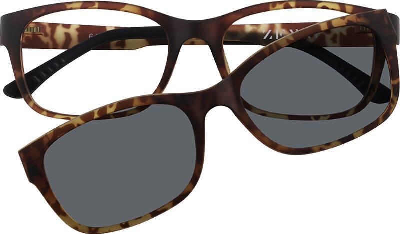 UnisexFull RimAcetate/PlasticEyeglasses #6499525