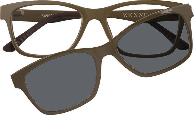 WomenFull RimAcetate/PlasticEyeglasses #6499817
