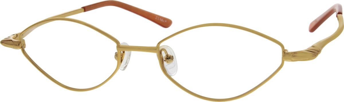 WomenFull RimMetalEyeglasses #650214