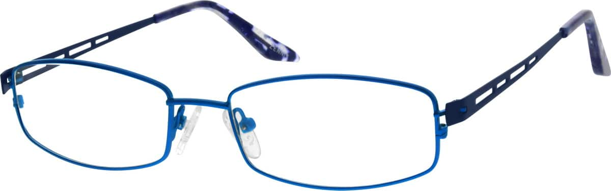 Women Full Rim Metal Eyeglasses #652821