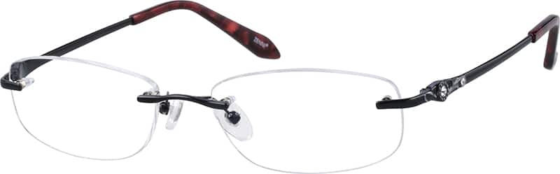 rimless-metal-eyeglass-frames-with-designer-temples-653821