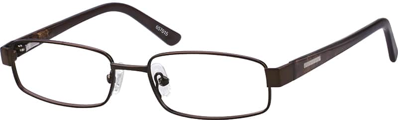 Children's Metal Alloy Full-Rim Frame
