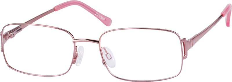 Women Full Rim Metal Eyeglasses #657319