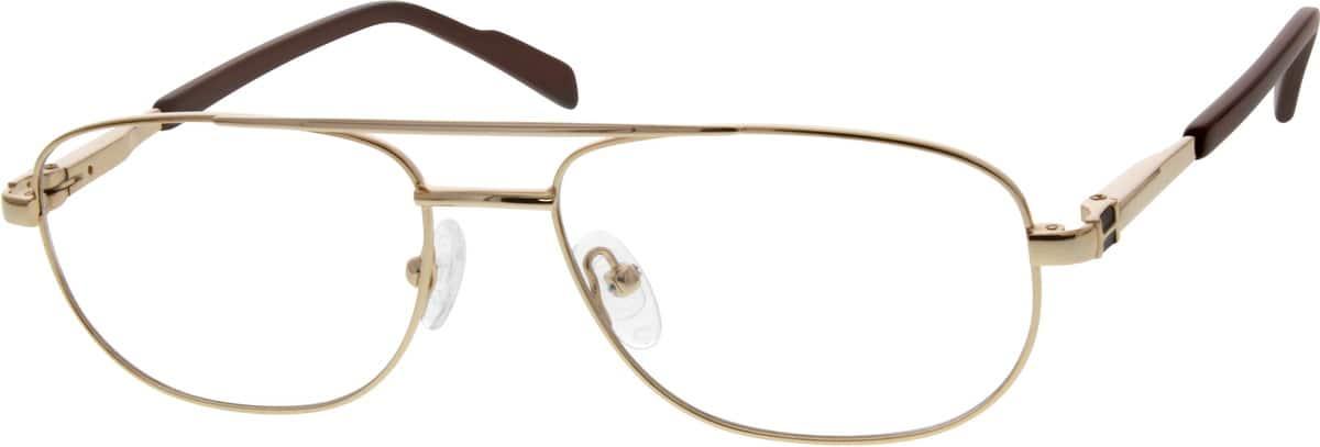 MenFull RimStainless SteelEyeglasses #657514