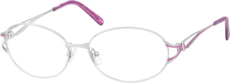 womens-metal-alloy-stainless-steel-full-rim-oval-eyeglass-frame-659811