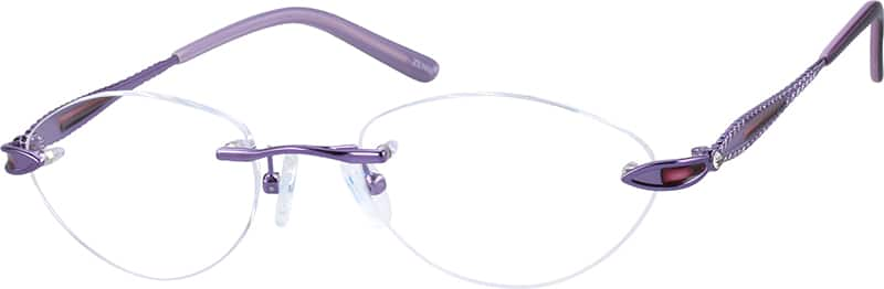 womens-rimless-crystal-metal-alloy-eyeglass-frame-659917