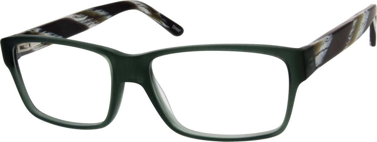MenFull RimAcetate/PlasticEyeglasses #660116