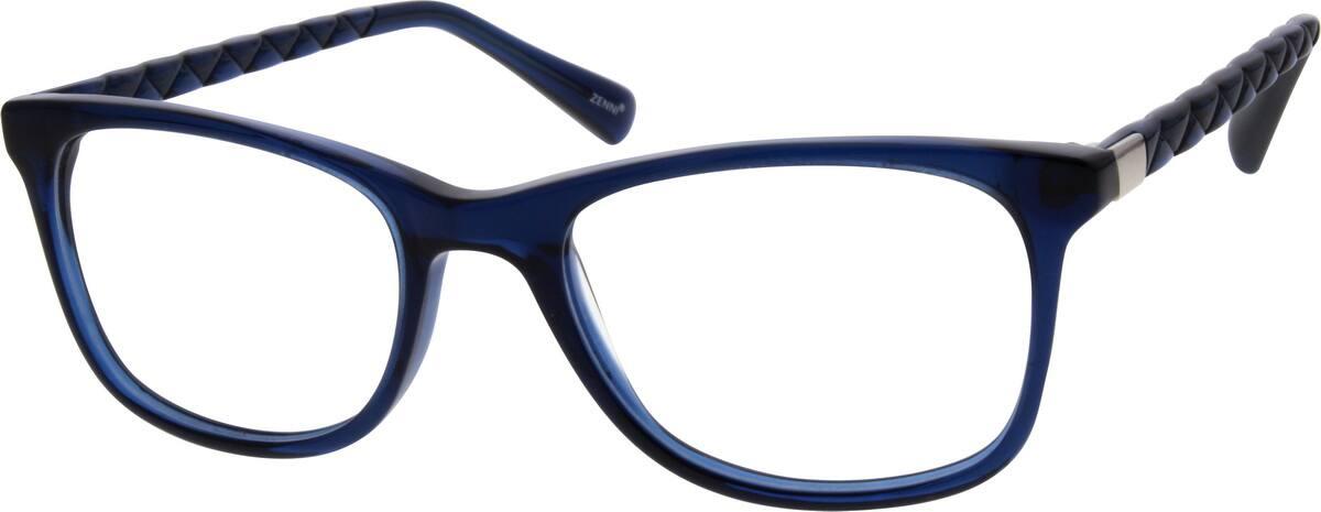 MenFull RimAcetate/PlasticEyeglasses #660316