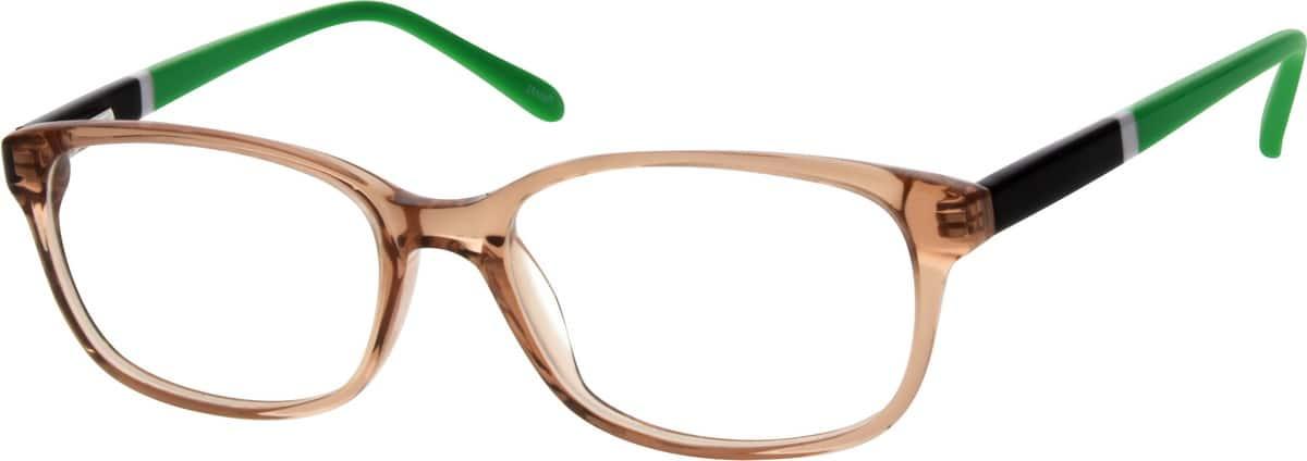 KidsFull RimAcetate/PlasticEyeglasses #660616
