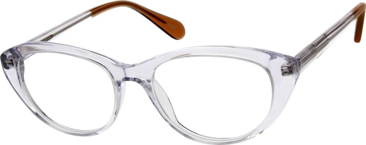 WomenFull RimAcetate/PlasticEyeglasses #661016
